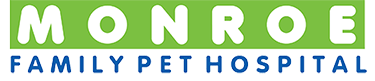 Monroe Family Pet Hospital Logo